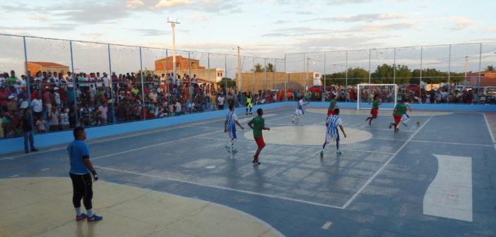 Resultados dos jogos da 25ª Copa Senhor do Bonfim de Futsal-Chorrochó-BA