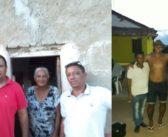 Prefeito Humberto Gomes vai levar, através do Programa Luz Para Todos, energia elétrica a várias fazendas do município Chorrochoense.
