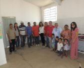 Secretário Municipal de Educação Joaci Campos acompanha de perto trabalho realizado nas escolas municipais dos Povoados.