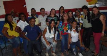 Secretaria de Assistência Social realiza o Primeiro Seminário de Combate ao Abuso e Exploração Sexual contra Crianças e Adolescentes na cidade de Chorrochó