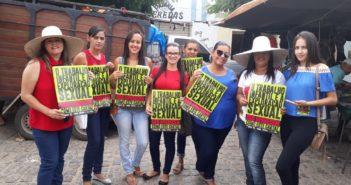 CREAS E CRAS desenvolvem ações em alusão ao Dia Mundial Contra o Trabalho infantil de Crianças e Adolescentes