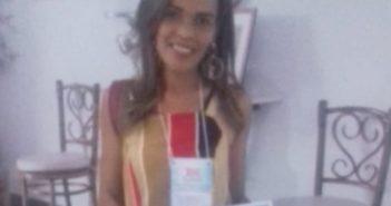 Conselheira de Chorrochó participa do XIII seminário Estadual de Conselheiros Tutelares da Bahia.