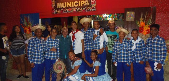 Prefeito Humberto Gomes cumpre vasta agenda e amplia sua presença no município.