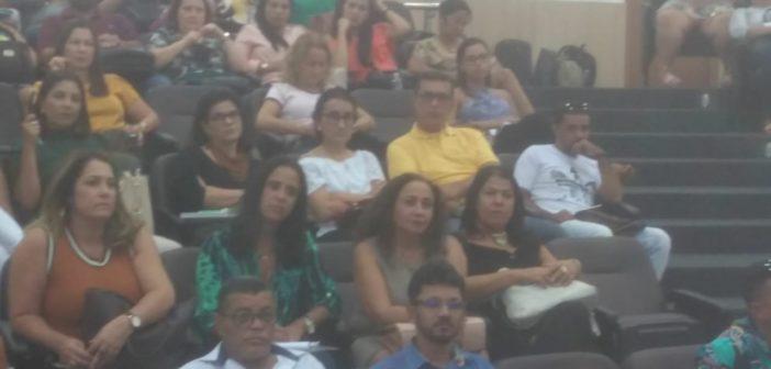 SECRETÁRIA DE ASSISTÊNCIA SOCIAL PARTICIPA DA 1ª REUNIÃO DA CIB EM SALVADOR-BA