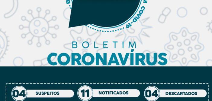 SECRETARIA MUNICIPAL DE SAÚDE DE CHORROCHÓ DIVULGA BOLETIM COVID-19 ATUALIZADO